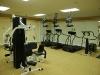 salle d\'exercises